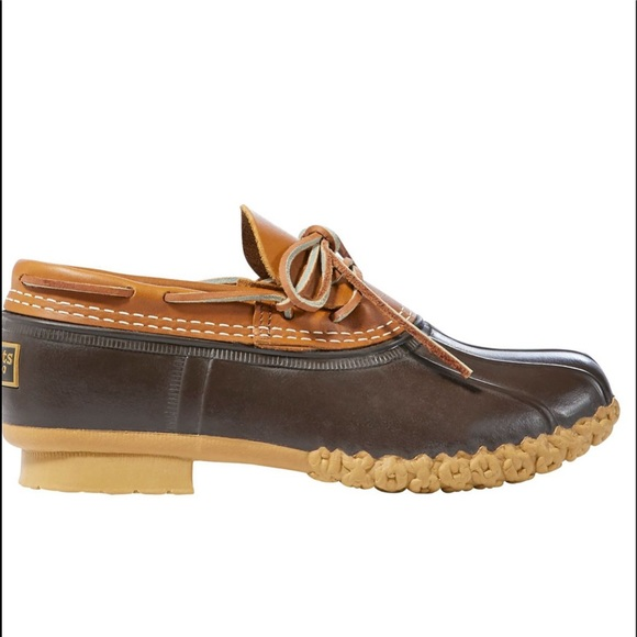 L.L. Bean Other - The Original L.L.Bean Rubber Moc Hunting Boot Shoe